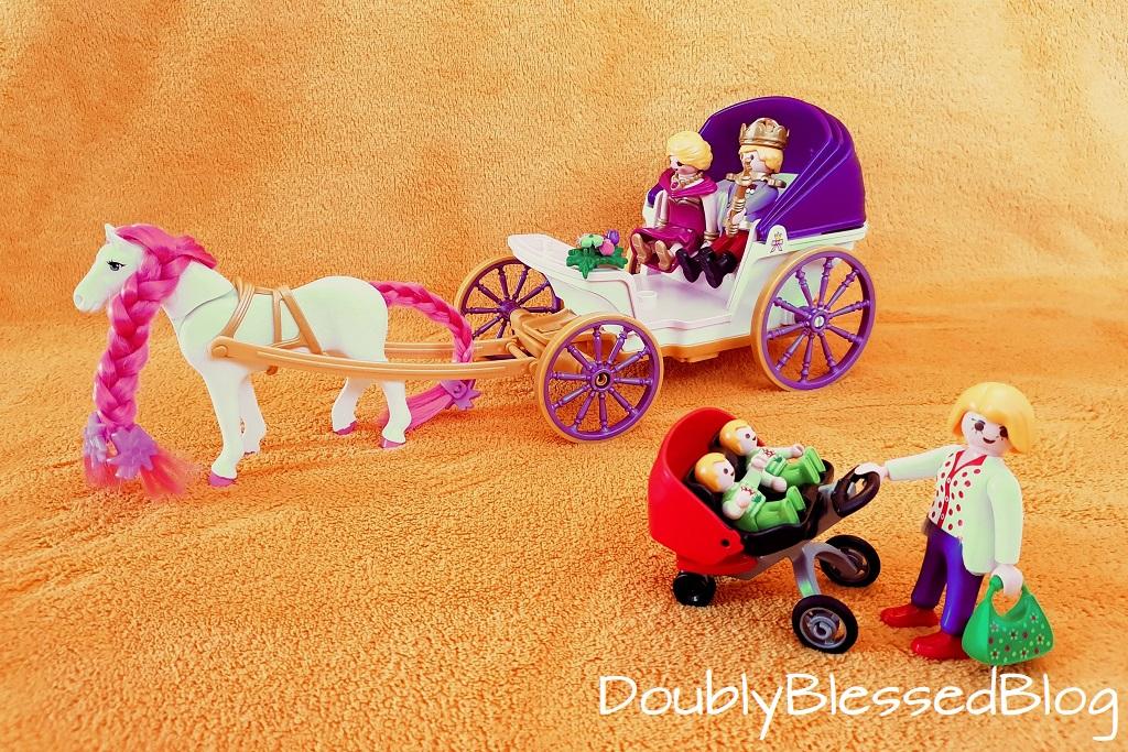 Geschenkidee für 3-Jährige Mädchen - Erste Playmobilsets