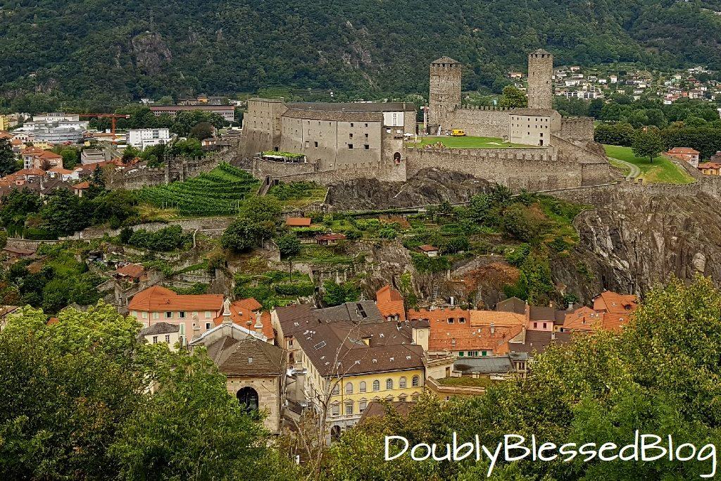 Familienferien im Tessin - Castelgrande