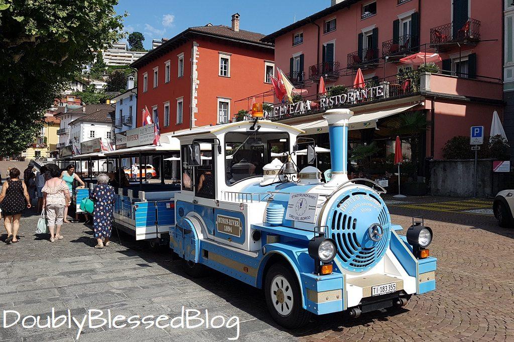 Familienferien im Tessin - Trenino in Ascona und Locarno
