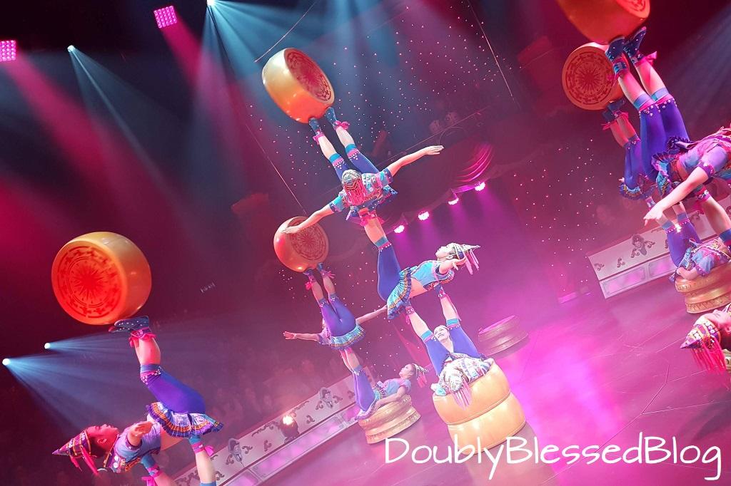 Circus Conelli - Zürich mit Kindern zur Weihnachtszeit