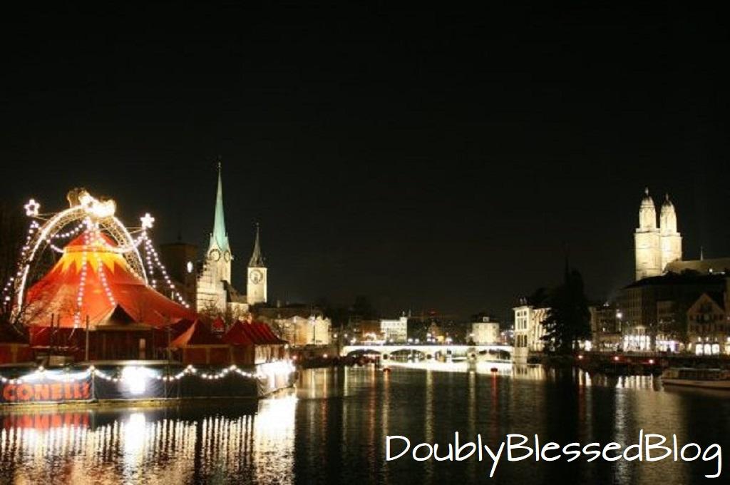 Circus Conelli - Zürich mit Kindern zu Weihnachten