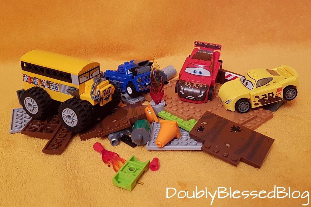 Geschenkideen für 4-jährige Mädchen und Jungen - Easy To Build Lightning McQueen Classic Lego