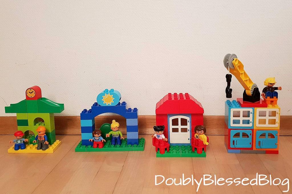 Kinderspiele - Smarties-Express