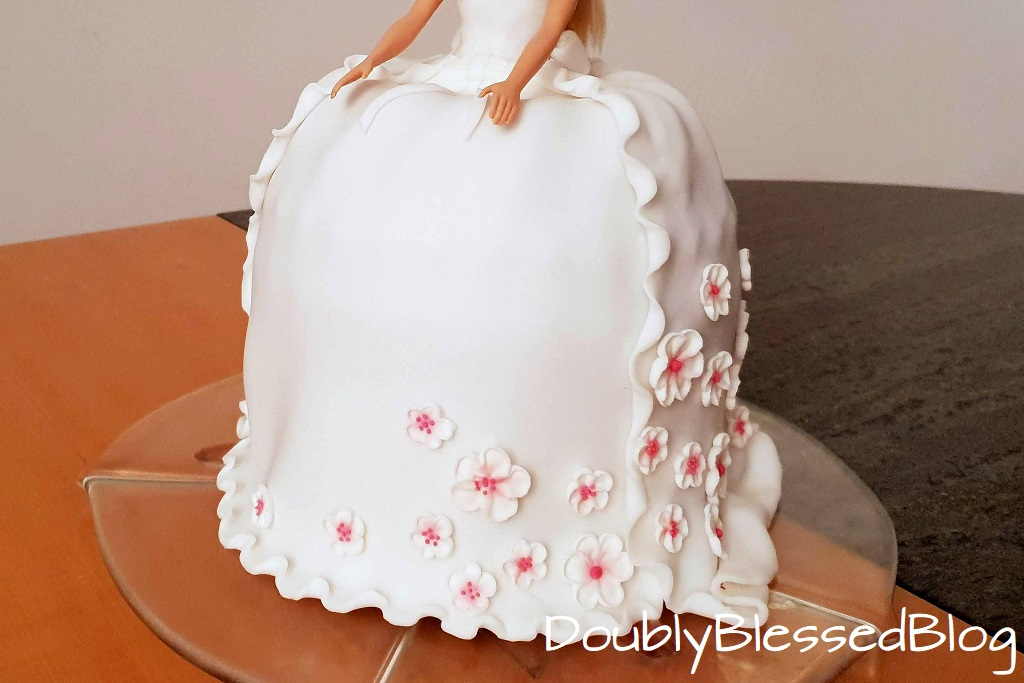 Brauttorte oder Prinzessinnenkuchen