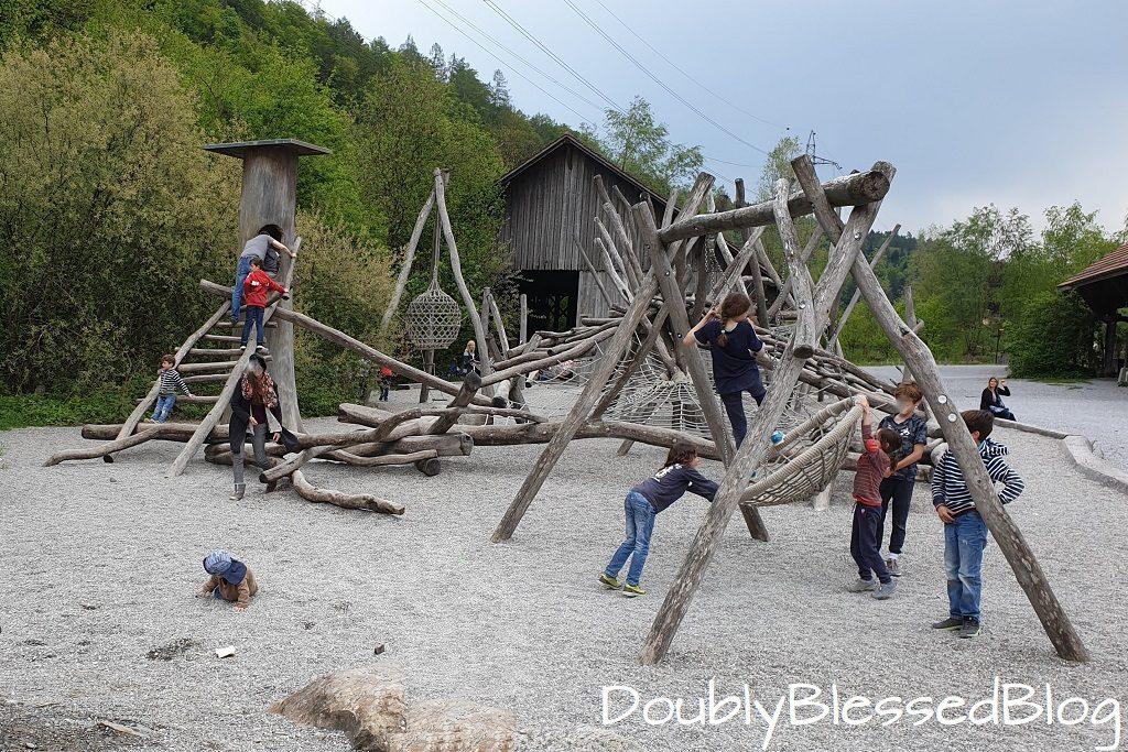 Wildnis-Spielplatz Sihlwald