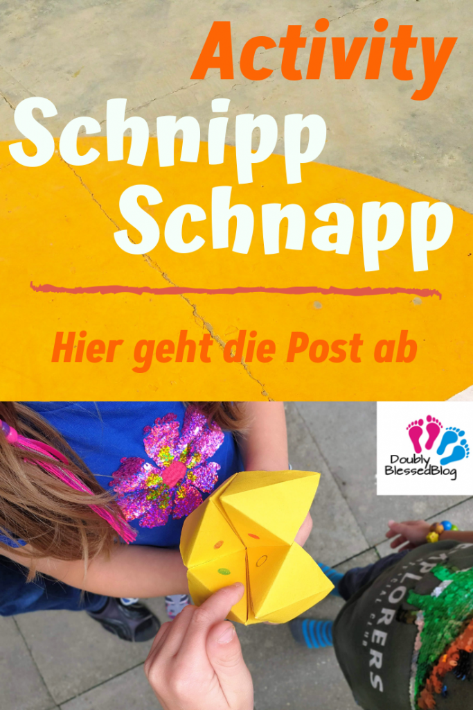 Activity Schnipp Schnapp - Hier geht die Post ab - Kinderspiele