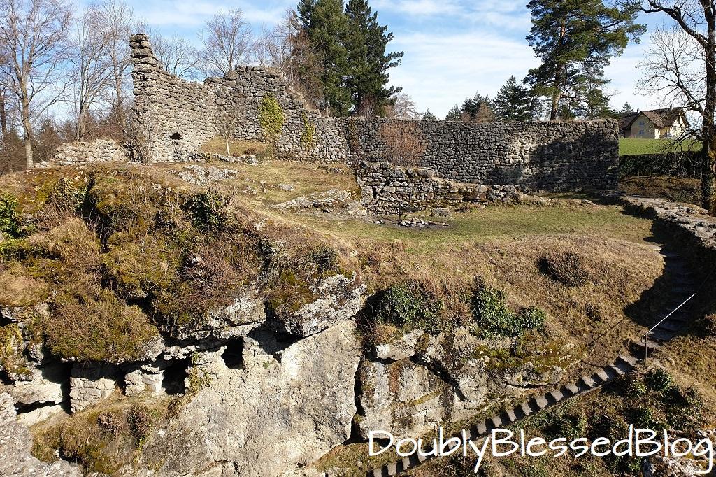Ruine Burg Alt-Wädenswil