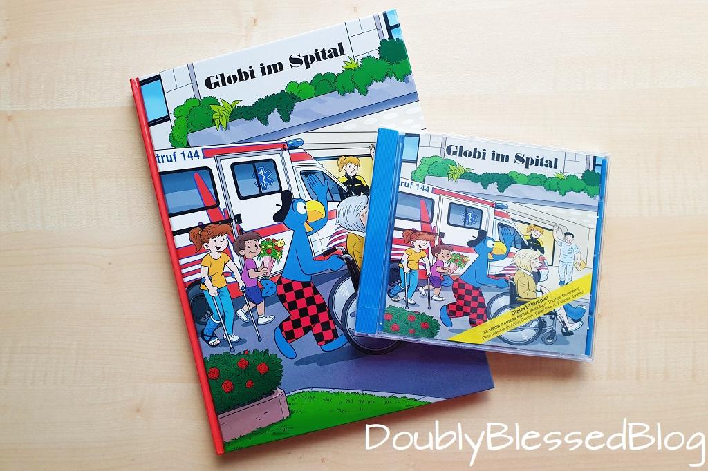 Globi im Spital - Buch und CD