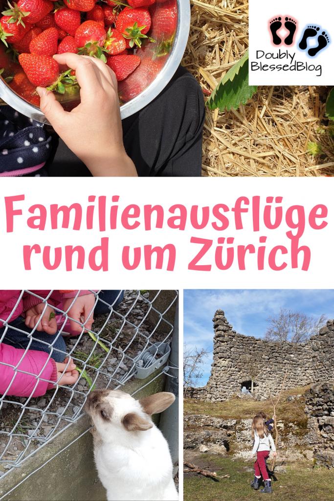 Familienausflüge rund um Zürich