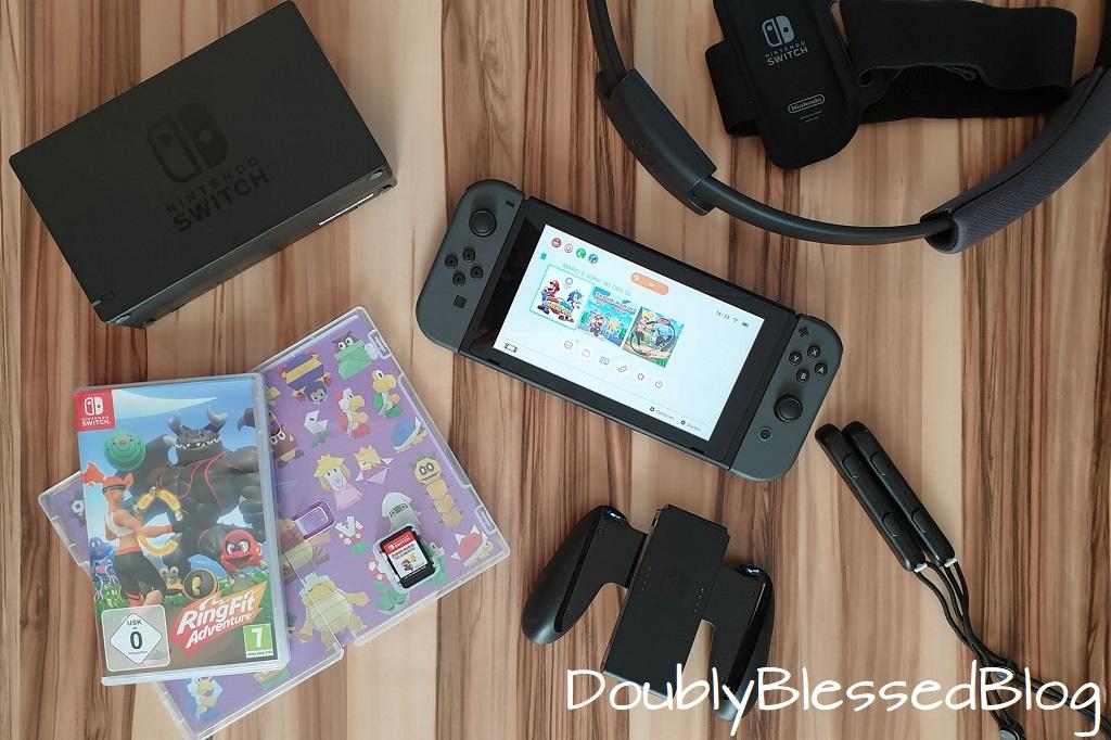 Unsere Nintendo Ausrüstung
