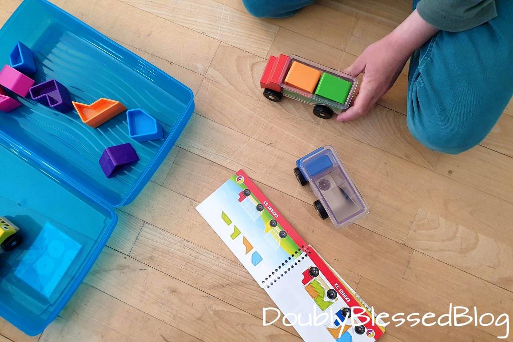 Geschenkideen für Kinder 5 Jahre - Smart Games